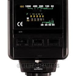 Powerful Bounce Swivel Zoom TTL Auto Flash for Pentax AF Film *ist D DS DS2 or Samsung GX-1S Digital